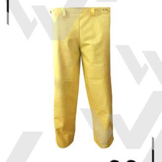 Pantalón en Vaqueta
